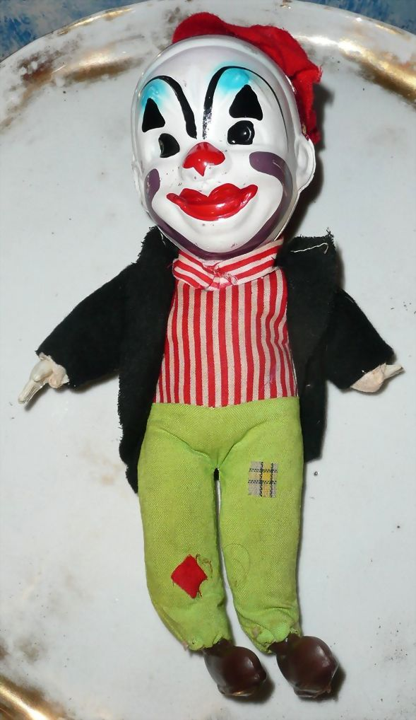 Mask Face Happy Clown 'Japan'