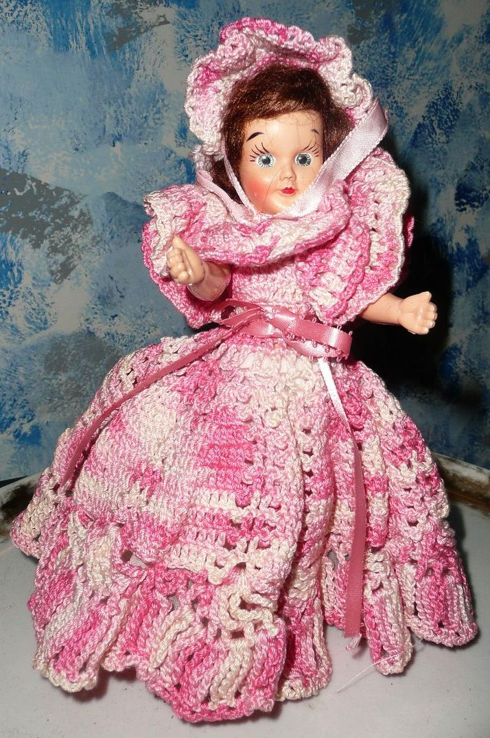 Bridesmaid of Honor 1950's Cake/Birthday Doll