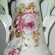 Beautiful Small Rose Austria Vase