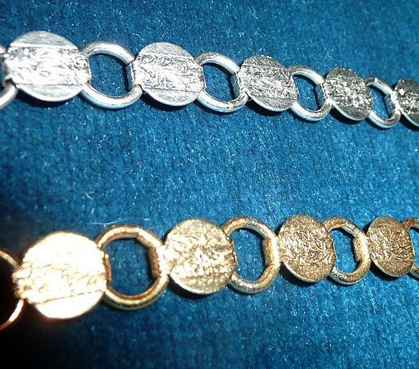 Sarah Coventry Lot of Two Bracelets