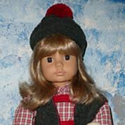 1996 Gotz Pampolina Doll with Dog *NIB