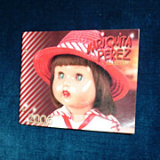 2006 Mariquita Perez Doll/Clothes  and Doll Family Catalgue