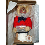 "Gund Bear ""Monty""  #70012 from The Barton's Crrek Collection by"