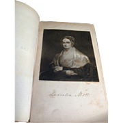 19th c. Abolitionist Essays Collected in One Book - Liberty Bell Friends of Freedom - 1844