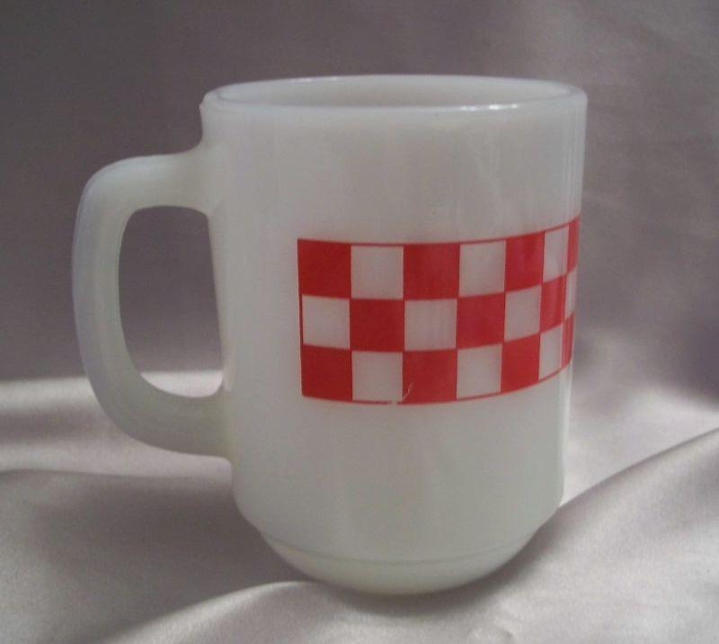Vintage Anchor Hocking Coffee Mug