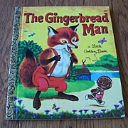 Little Golden Book The Gingerbread Man