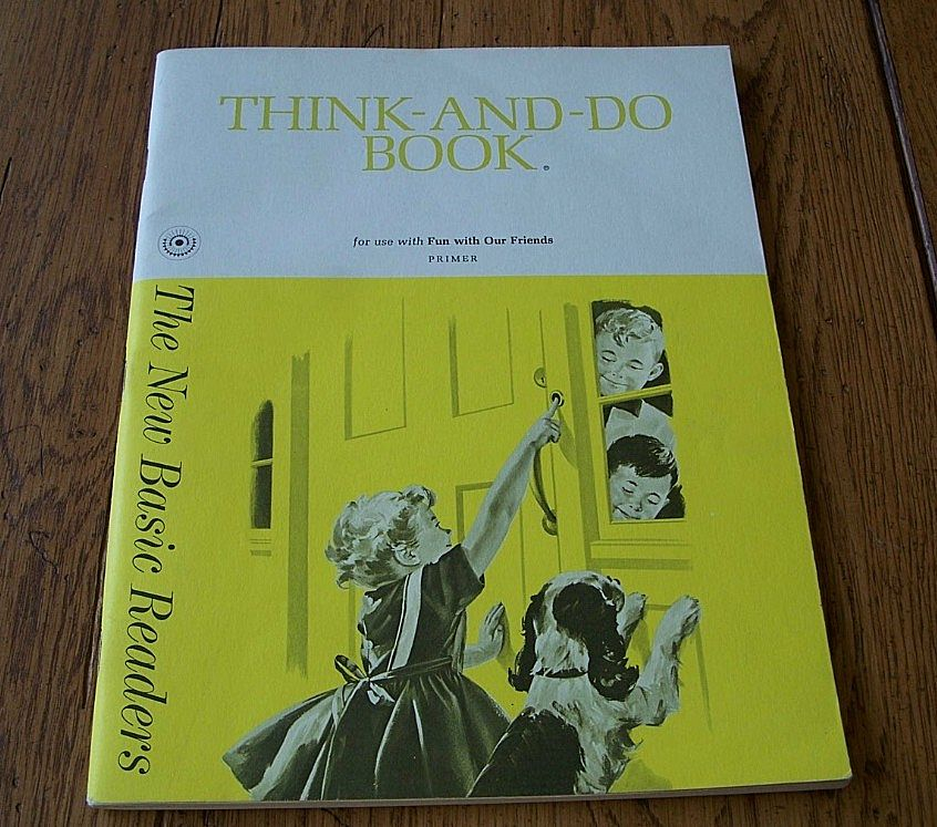 Dick And Jane Think And Do Book