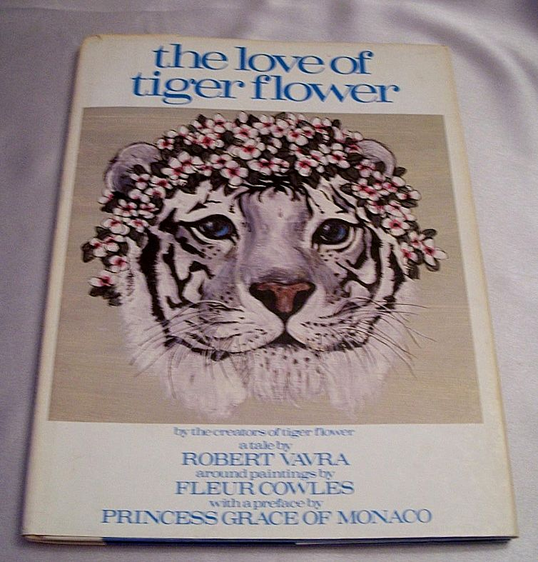 The Love Of Tiger Flower By Robert Vavra