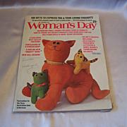Woman's Day November 1972
