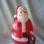 Empire Plastic Santa Claus