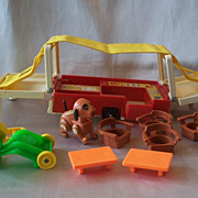 Fisher Price Little People  Camper