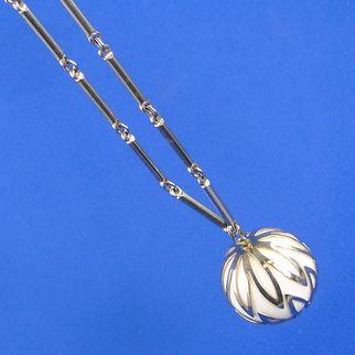 SALE Sarah Coventry Vintage Fashion Circle Necklace