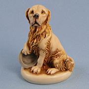 Harmony Kingdom Artful Dodger Dog Treasure Jest