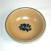 Pfaltzgraff Folk Art Coupe Cereal Bowl, 2 Available