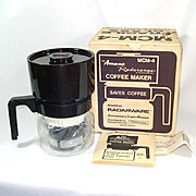 1967 Amana Radarange Microwave Coffee Maker
