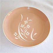 Harkerware Springtime Salad Plate Mint, 4 Available