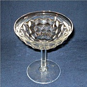 Fostoria American Champagne Tall Sherbet, 3 Available