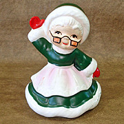 6 Shiny Brite WWII Unsilvered Glass Christmas Ornaments