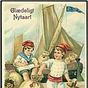"""""""Sailors""""  (1912)"""