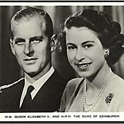 """""""Queen Elizabeth II""""  (1953)"""