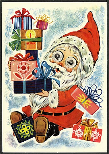 """Heavy loaded Santa""  (1974)"