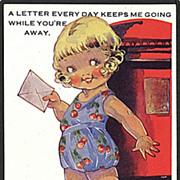 """A Letter a Day""  (1930')"