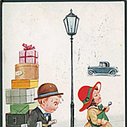 """Shop till you drop""  (1951)"