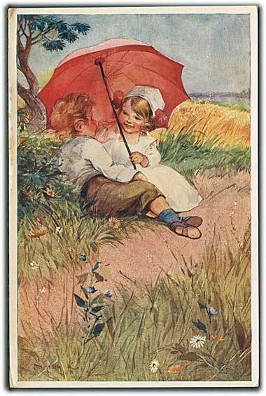 """Under the Umbrella""  (1930')"