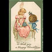 """""""Christmas Pudding""""  (1909)"""