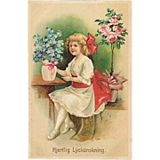 """Greetings""  (1912)"