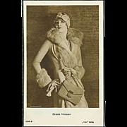 """""""Greta Nissen""""  (1920')"""