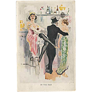 """""""In the Bar""""  (1930')"""