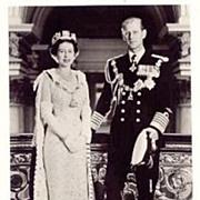 """Royal Couple""  (1960')"