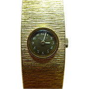 Lady's 18 Karat Patek Phillipe Wristwatch