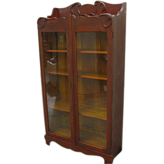 Victorian Style Bookcase