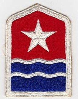 World War Two-II-2 Army Uniform Shoulder Patch Insignia - Africa-Middle East Forces - Guaranteed Vintage