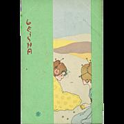 Raphael Kirchner Postcard Geisha