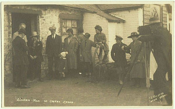 Photo of Cinema Man in Gretna Green.