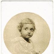 Archduke Robert, Emperor Karl Son. Vintage Postcard