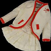 Vintage Barbie clothes partial Tennis Anyone # 941