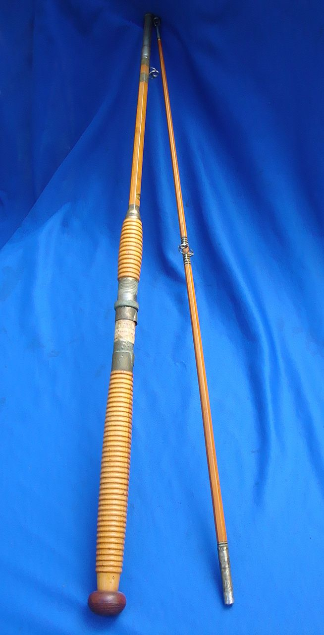 Fishing Rod that belonged to General Mark Clark Lake Michigan