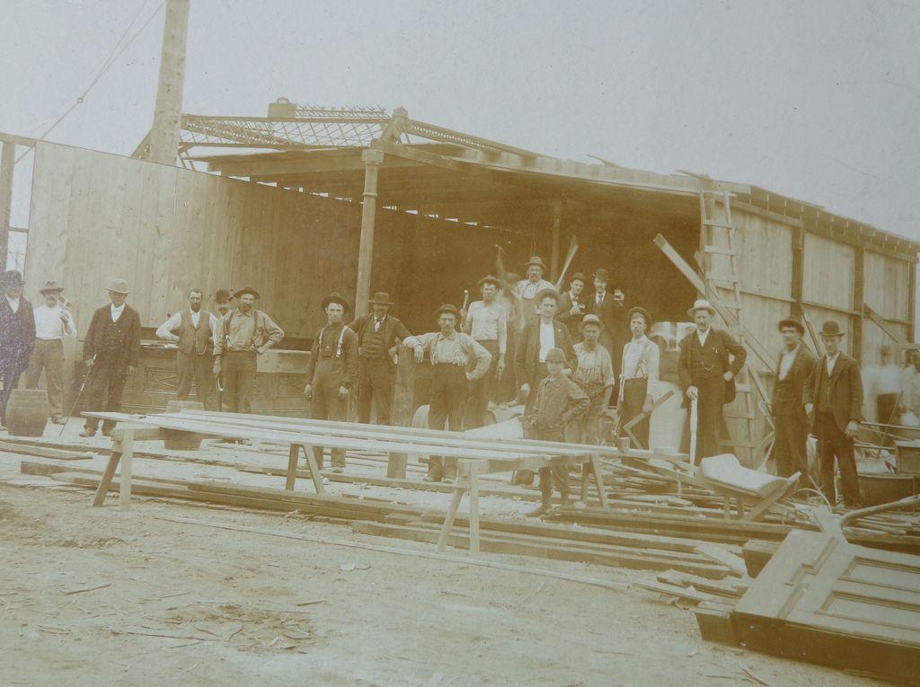 St. Louis Tornado Cyclone May 29 1896 Photograph