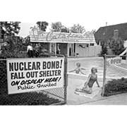 Nuclear Fallout Shelter Blueprints and Family Fun Catalog