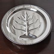 Wm. Rogers Silver Plated Fenwick Meat tray