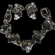 Juliana Bracelet and Matching Earrings