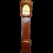"Great Antique ""L Watson, Cincinnati"" Grandfather Clock"