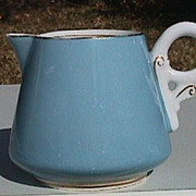 Royal Worcester Porcelain Pitcher 1911 (signed & dated) made for BIGELOW, KENNARD Co.