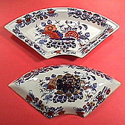 SALE c1825 Imari Japan (Pattern #995) Supper Service quarter section with Cover