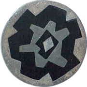 Taxco Mexico Artisan Sterling Brooch