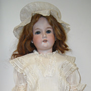 Six Piece Antique Doll Outfit
